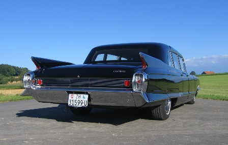 Cadillac Fleetwood 1962 Stretch-Limo