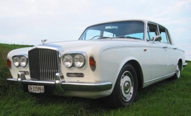 Bentley T1 Limousine 1967 Edel und Königlich