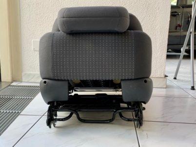 Zusatz Sitz für SEAT Alhambra, Ford Galaxy und VW Sharan
