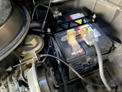 Classic Batterie Trennschalter